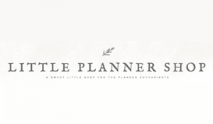 Little Planner Shop